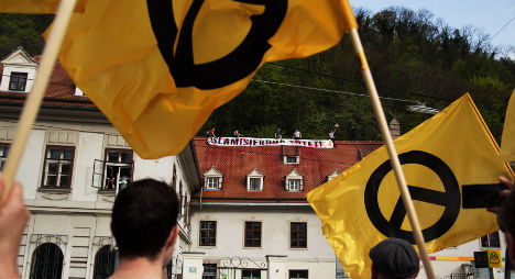 Far right criminal activity on the rise in Austria