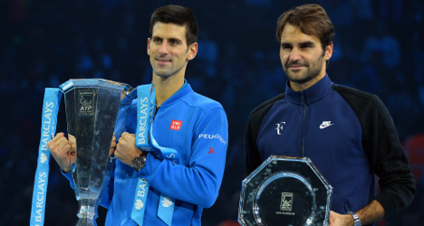 Federer toppled from tennis earnings topspot