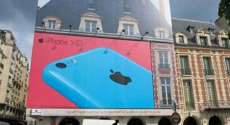France seeks €50 million bite out of Apple