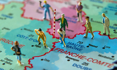 'Great East': France decides on name of new region