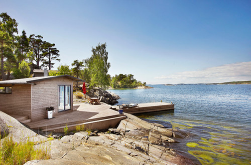 11 amazing houses that make you long for summer