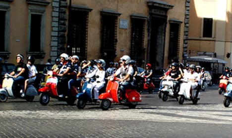 Happy 70th Vespa! The history behind Italy's famous scooter
