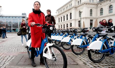 Oslo elites given public money to buy bicycles