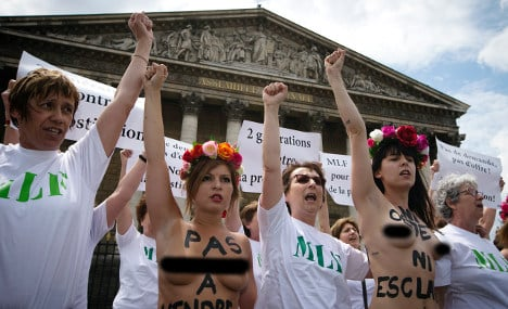 What you need to know about France's new prostitution law
