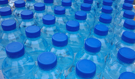At least 2,000 catch stomach bug from bottled water