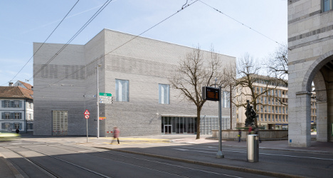 Museum's new wing aims to be 'architectonic highlight'