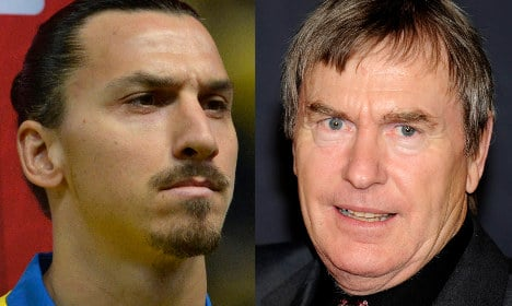 Zlatan sues ex-Sweden coach over doping claim