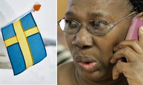 Americans put Sweden's new phone number on speed dial