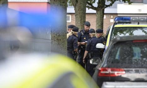 Teen 'stabbed in street' flown to hospital in Stockholm