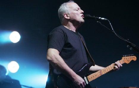 David Gilmour to play Rome's ancient Circus Maximus