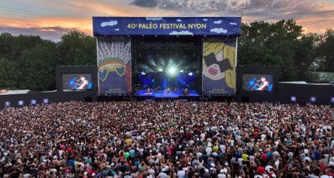 British bands follow Muse to Nyon's Paléo