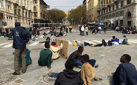 Italian island hits back at British anti-migrant headlines