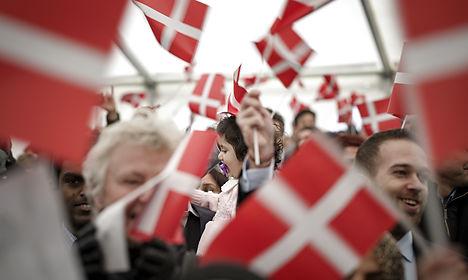 Denmark celebrates its newest citizens