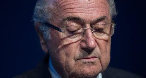 Blatter biography: Fifa boss was 'Swiss secret agent'