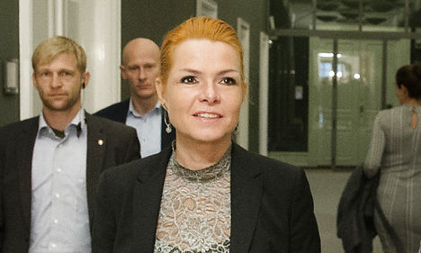 Denmark's 'jewellery law' unused after two months