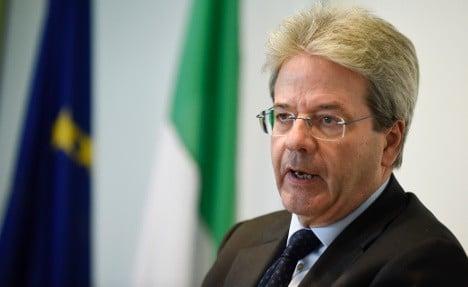 Italy ups pressure on Egypt over student's murder