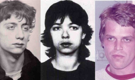Swedish police chase German terror suspects
