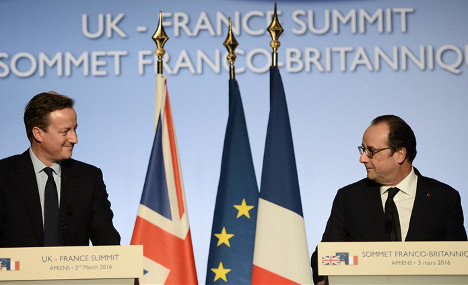 How a Brexit would make life uncertain for Brits in France