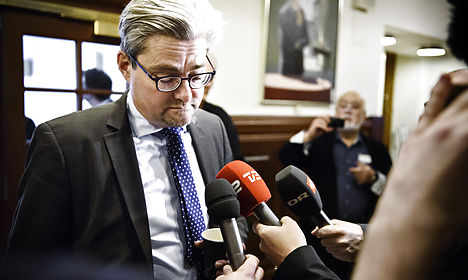 Denmark: Foreign criminals should serve time abroad