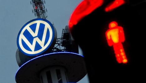 Scandal-hit VW faces national outrage at mega-bonuses