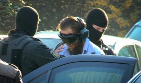 Fundamentalist preacher faces terrorism charges
