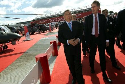 Finmeccanica's ex-boss jailed for corruption