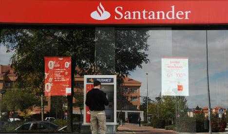 Santander bank plans to slash up to 1,200 jobs across Spain