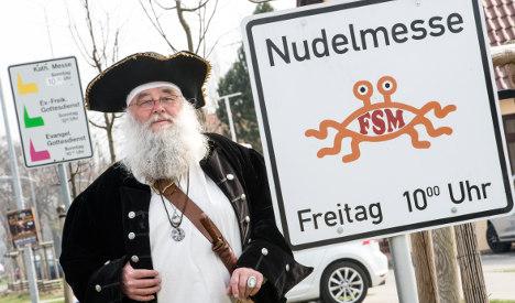 Brandenburg faces wrath of Flying Spaghetti Monster