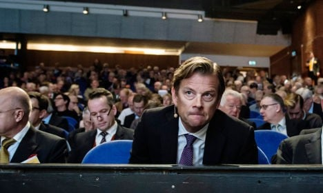 Sacked Swedbank boss cleared of insider trading