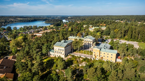 Sigtunaskolan: 'The best of what Sweden has to offer'