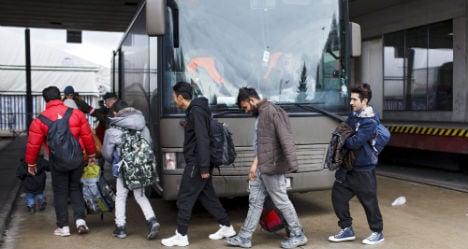 2800 asylum seekers sent home from Austria