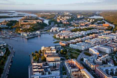 'Life in Stockholm's suburbs is better than people realize'