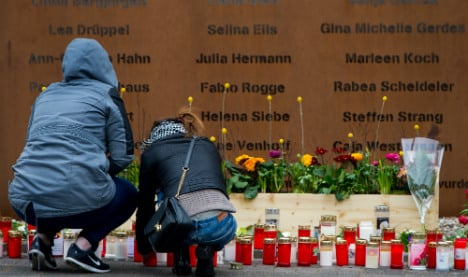 Families outraged at tribute to suicidal Germanwings copilot
