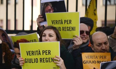 Italy recalls envoy from Egypt over slain student