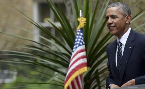 Hanover preps for President Obama's historic visit