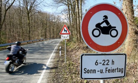 Nine bikers killed in deadly spring weekend