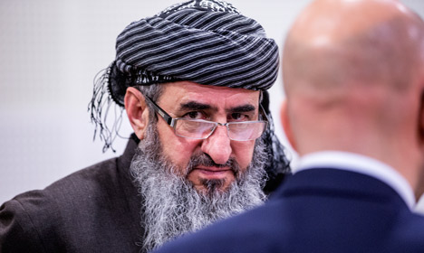 Norway Islamist Mullah Krekar sues state