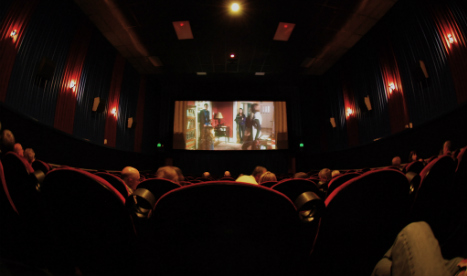 Spanish woman lay dead in cinema for a whole week