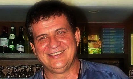 Italian hostage released in southern Philippines: police
