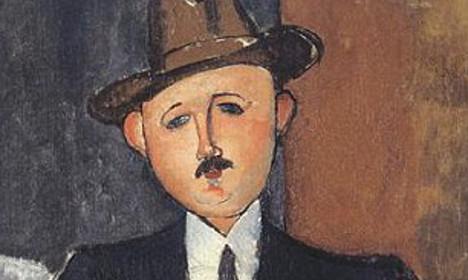 Modigliani painting seized in Swiss probe