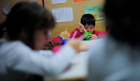 Spain ranks among worst for kids at risk of poverty