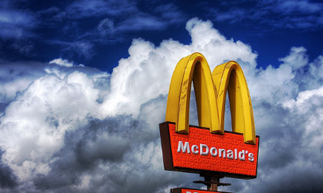 French taxman 'sends McDonald's €300m bill'