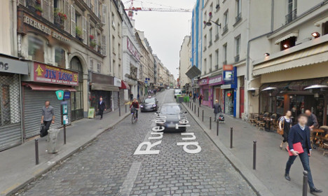 Panic after man fires shots near cafes hit in Paris attacks