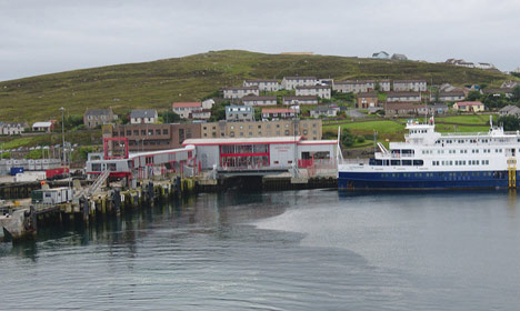 Norway to tap oil fund to buy Shetland Islands