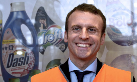 Is France's whizzkid minister 'on the move' for the Elysée?