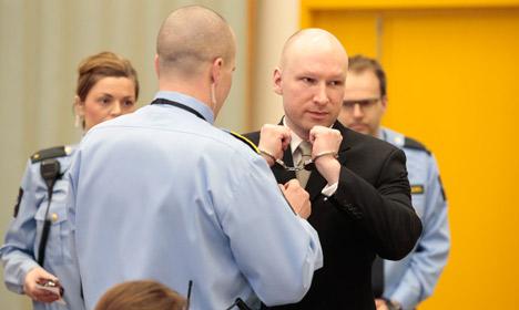 Breivik wins over Norway in prison lawsuit