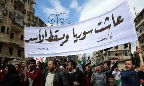 Syrian opposition threatens to quit Geneva talks