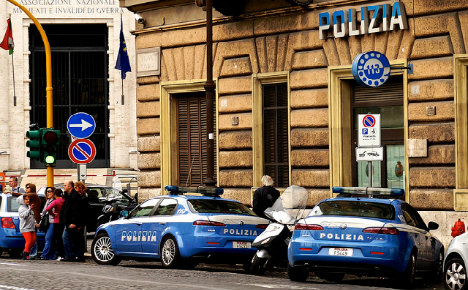 How police in Verona, US, saved a life in Verona, Italy