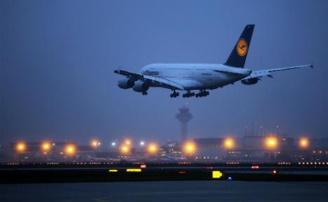 Strikes to hit major German airports next Wednesday
