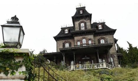 Disneyland Paris worker found dead in haunted house